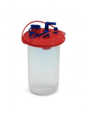 Beutel für kontaminierten Abfall