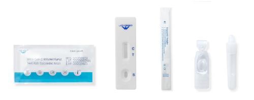SARS-COV-2 Antigen-Schnelltest Kit mit 20 Tests