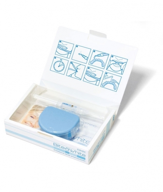 Cavex Bite&White Patienten Kit