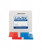 Cavex Mouth Protector / rot, weiss & blau / 3.8mm