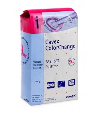 Cavex ColorChange Alginat 500 Gramm