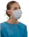 DOCHEM TopSafe chirurgische Masken Tie-On